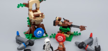 Très vite testé : LEGO Star Wars 75238 Action Battle Endor Assault