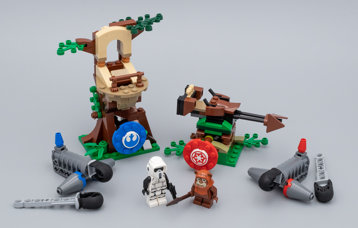Lego Star Wars Hoth Bricks