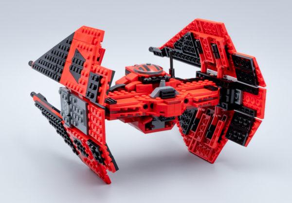 75240 Major Vonreg's TIE Fighter