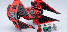Très vite testé : LEGO Star Wars 75240 Major Vonreg's TIE Fighter