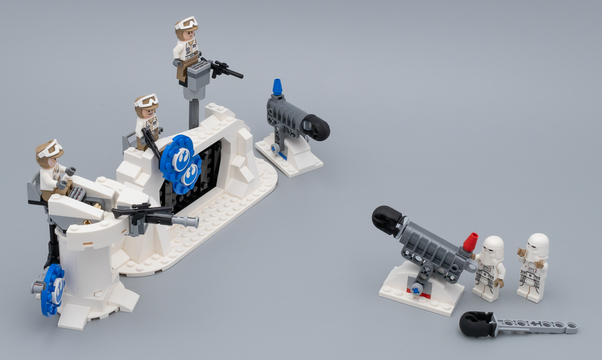 Lego 6 jambe jambes les parties inférieures pour figurine figure blanc