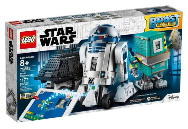LEGO Star Wars75253 Boost Droid Commander