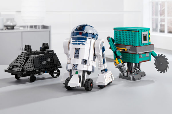 75253 LEGO Star Wars Boost Droid Commander