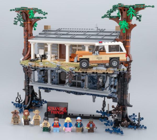LEGO Stranger Things 75810 The Upside Down