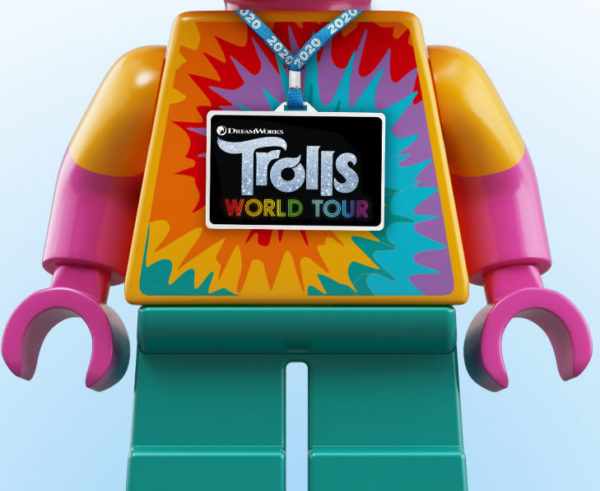La licence Dreamworks Trolls arrive chez LEGO en 2020...