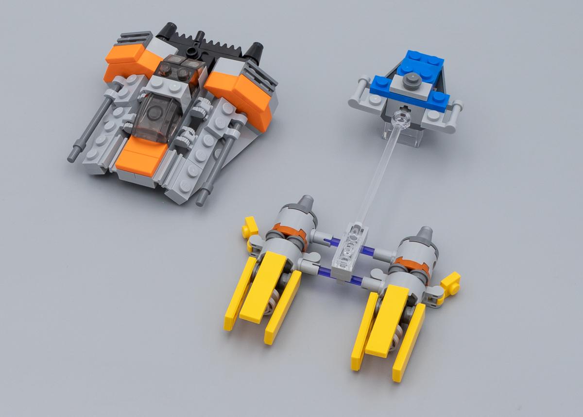 FREE P+P LEGO 30384 Snowspeeder 20th Anniversary Poly-bag Brand New