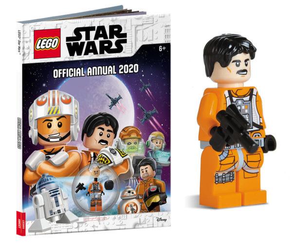 lego starwars annual 2020 biggs darklighter