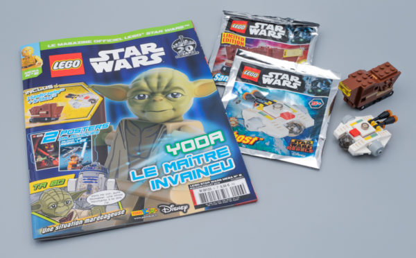 lego starwars magazine sandcrawler ghost may 2019 2