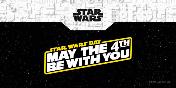 Star Wars Day 2021- May the 4th
