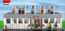 4000034 The LEGO System House : premier visuel du set offert durant le LEGO Inside Tour 2019