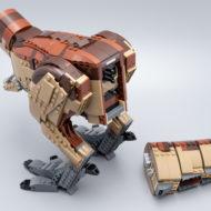 75936 Jurassic Park T.rex Rampage