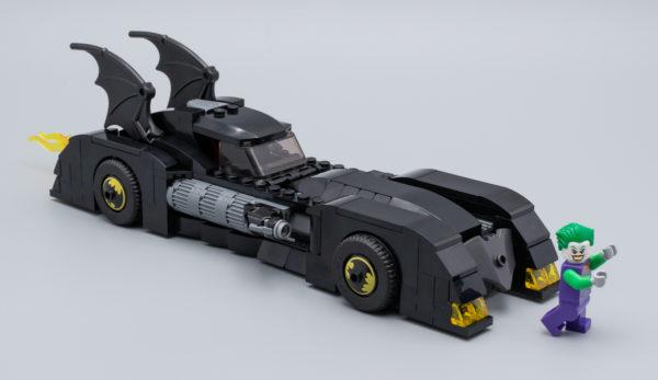 76119 Batmobile : Pursuit of The Joker