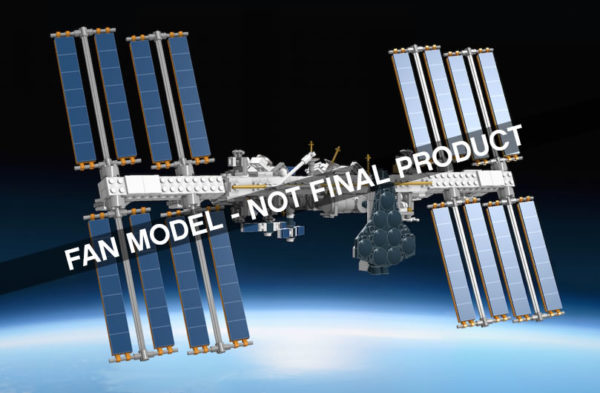 international space station lego ideas future official set 2020