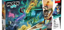 LEGO Hidden Side 70422 Shrimp Shack Attack : Les visuels officiels sont disponibles