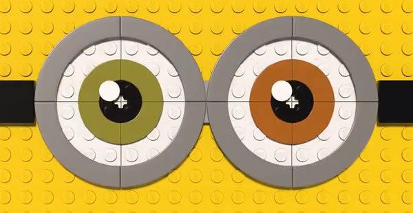 Les Minions (Moi, moche et méchant) arrivent en 2020 Chez LEGO