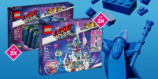 Programme VIP LEGO : changement de look en attendant mieux...