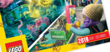 Le catalogue officiel LEGO du second semestre 2019 est en ligne