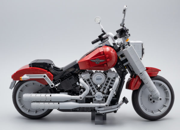 10269 Harley-Davidson Fat Boy