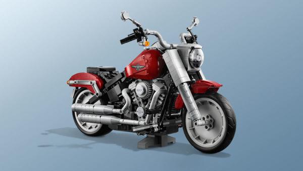 10269 Harley-Davidson Fat Boy