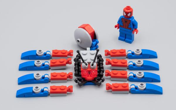 30451 Spider-Man's Mini Spider Crawler