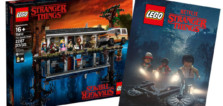 Sur le Shop LEGO : Un poster Stranger Things offert pour l'achat du set 75810 The Upside Down