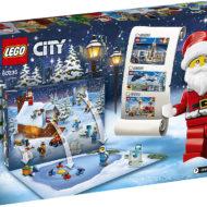 60235 LEGO CITY Advent Calendar 2019