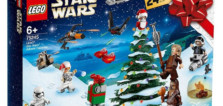 75245 LEGO Star Wars Advent Calendar 2019 : les visuels officiels sont disponibles