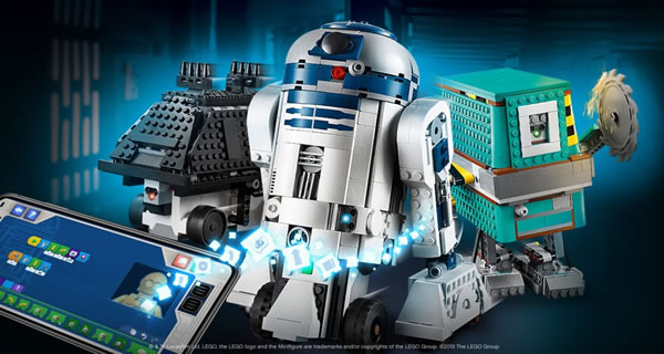 lego star wars 75253 boost droid commander  disponible