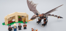 Vite testé : LEGO Harry Potter 75946 Hungarian Horntail Triwizard Challenge