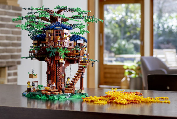 Sur le Shop LEGO : le set LEGO Ideas 21318 Treehouse est disponible