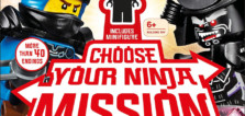 Nouveauté 2020 : LEGO NINJAGO Choose Your Ninja Mission