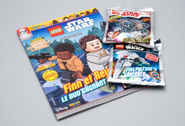 lego starwars magazine extra july 2019