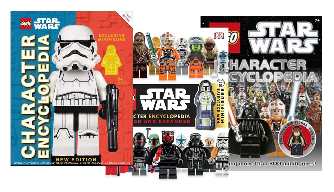 Nouveaute 2020 Lego Star Wars Character Encyclopedia