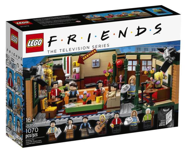 LEGO Ideas 21319 Central Perk : Tout ce qu'il faut savoir