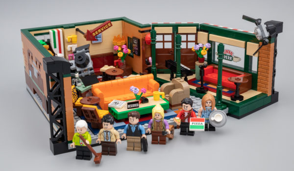 Vite testé : LEGO Ideas 21319 Central Perk