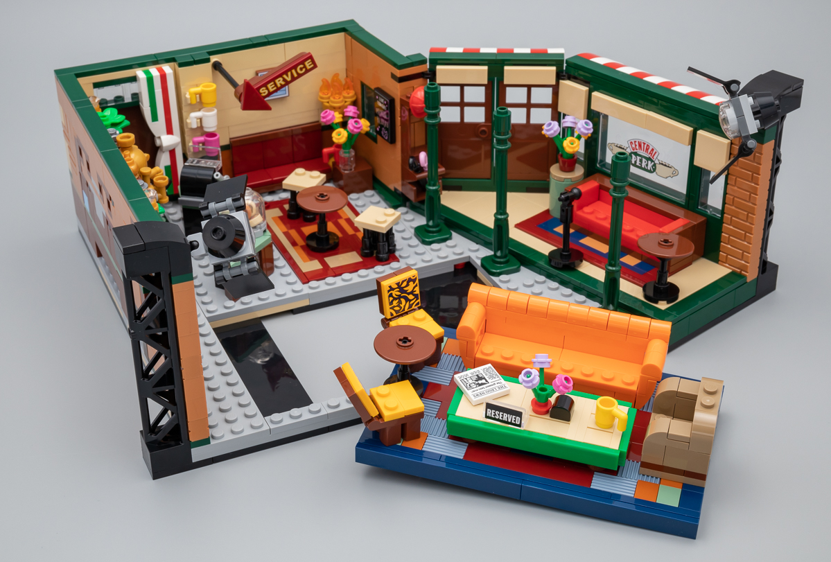 Lego ® Accessoire Déco Interieur Maison Friends Choose Model ...