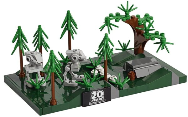 40362 Battle of Endor 20th Anniversary Edition