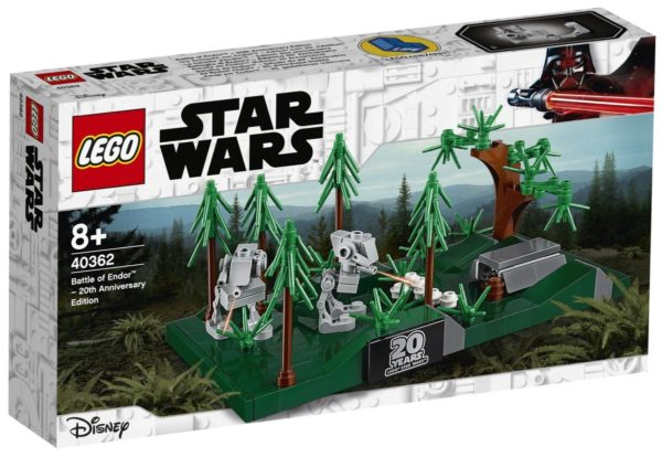Nouveauté LEGO Star Wars : 40362 Battle of Endor 20th Anniversary Edition