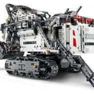 42100 Liebherr R 9800 Excavator