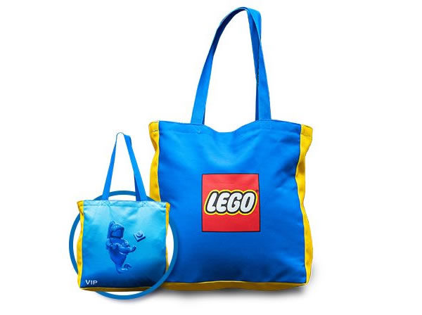 5005910 LEGO Tote Bag VIP Offer