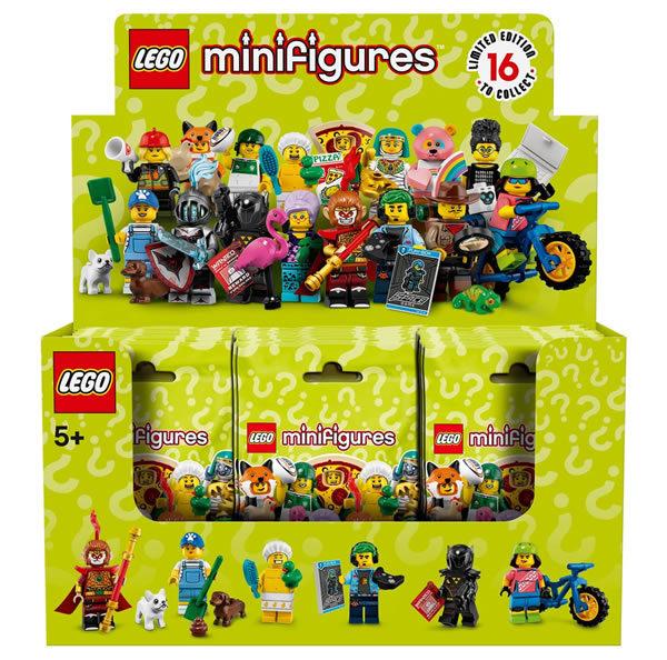 LEGO 71025 Collectible Minifigures Series 19 : les visuels officiels