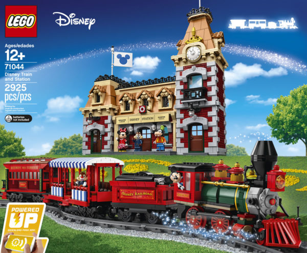 LEGO 71044 Disney Train and Station : Tout ce qu'il faut savoir
