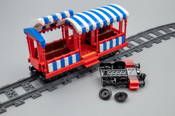 À propos des nouvelles roues de train LEGO...