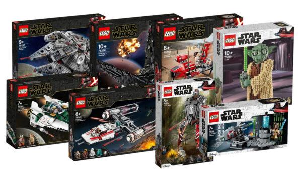 Nouveautés LEGO Star Wars du Triple Force Friday 2019 : tous les visuels