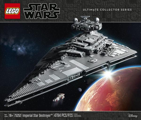 LEGO Star Wars 75252 UCS Imperial Star Destroyer : tout ce qu'il faut savoir