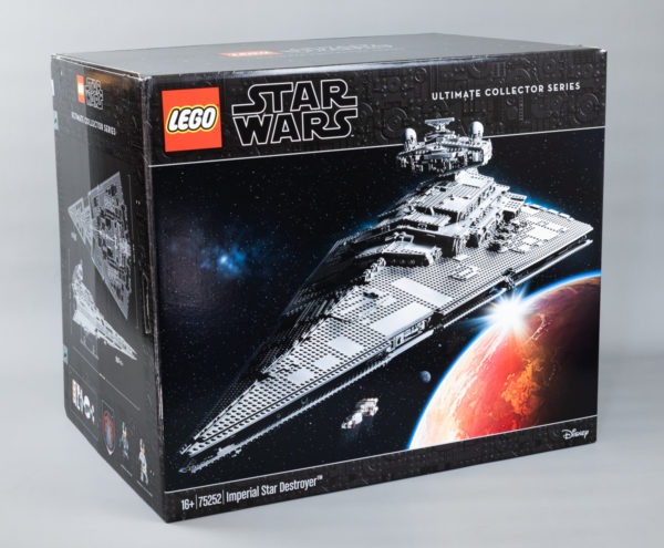 Vite testé : LEGO Star Wars 75252 UCS Imperial Star Destroyer (Partie 1)