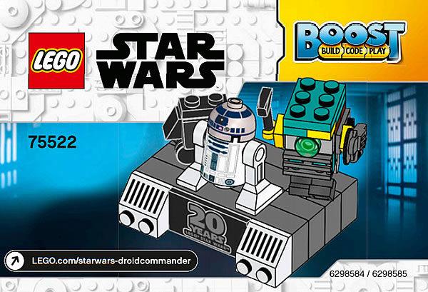 Prochain polybag LEGO Star Wars offert chez LEGO : les visuels et les instructions sont disponibles