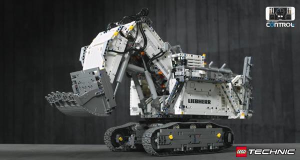 Sur le Shop LEGO : Les nouveautés LEGO Technic et Overwatch sont disponibles