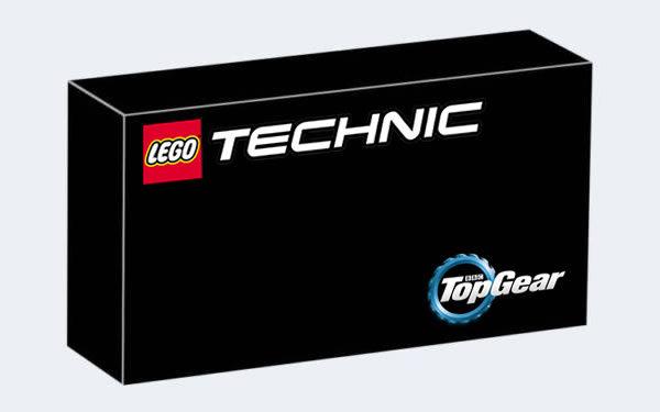 Nouveauté LEGO Technic : Un set sous licence Top Gear prévu pour 2020