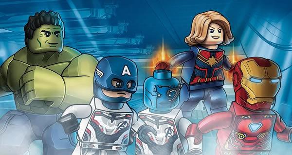 Rumeur : Une première liste détaillée des sets LEGO Marvel prévus pour 2020